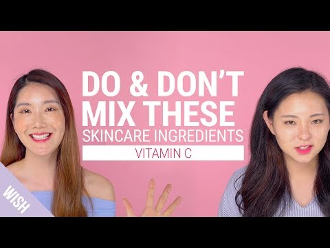 All About Vitamin C for Skin from Product Recommendation to Ingredient Combination   Wishtrend TV