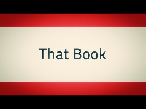 || That Book || Quran's Linguistic Miracle | Kinetic Typography