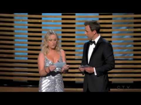 Amy Poehler at the Emmy Awards 2014
