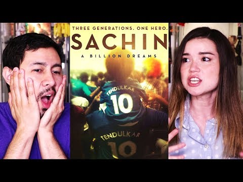 SACHIN: A BILLION DREAMS   Movie Review & Discussion!