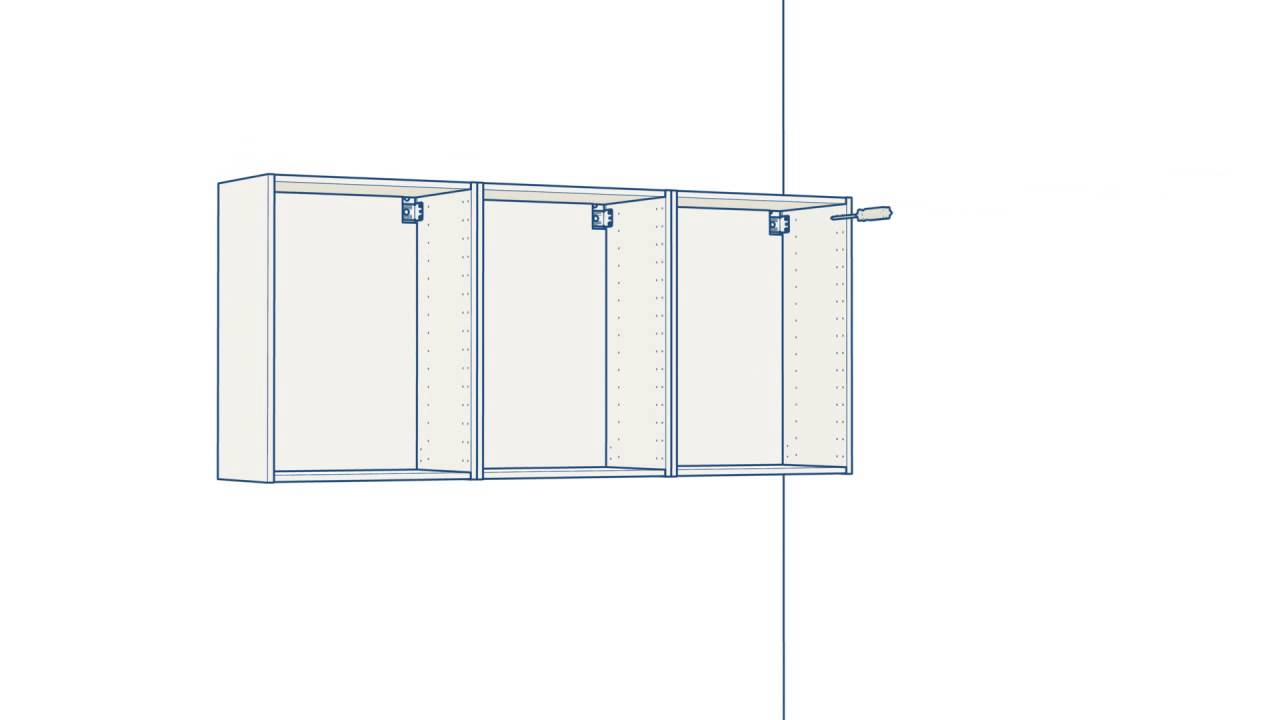 Ikea consejos para instalar tu cocina youtube - Cajones de cocina ikea ...