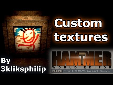 Source SDK - Custom textures in Hammer