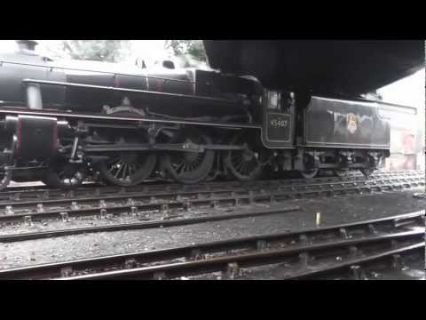 NNR's Raising The Standard Steam Gala 8th 9th 10th March 2013 Part 3