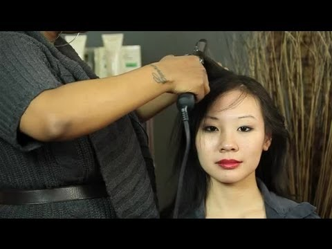 How to Make Uncurlable Hair Curlable : Hair Topics