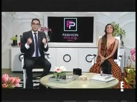 Fashion Police Mexico 3 - 15 Julio 2014