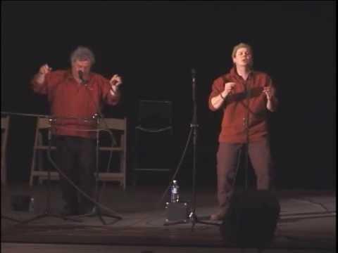 2009 Chicago Maritime Festival - Patrick Denain and Miguel Biard - J'ai un Long Voyage à Faire