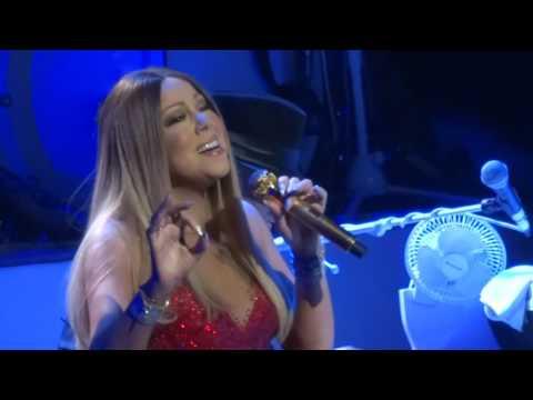 Mariah Carey - Thank God I Found You Live #1 to infinity 6-25-16