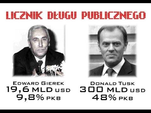 Obejrzyj jak Donald Tusk pięknie kłamie i uprawia propagandę!