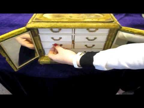 CADBURY Vintage Packaging Victorian-era Box (Europe)