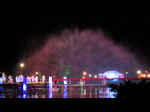 Musical Dancing Fountain, RIzal Park, Manila