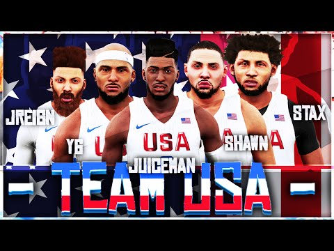 MyCareer Olympics #2 | CRAZIEST DUNK IN OLYMPIC HISTORY Vs Olympiakos | NBA 2k16