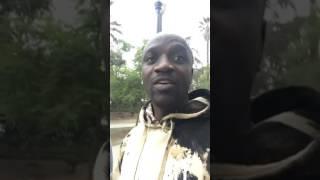 Akon - The American King. BTS