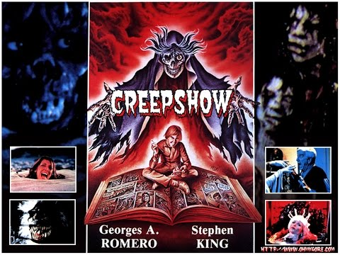 My long in depth movie review and retrospective on my all time favorite horror film, Creepshow(1982) starring Tom Atkins, Joe King, Stephen King, Hal Holbrook, Friz Weaver, Adrienne Barbeau,...