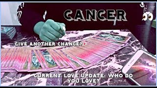 CANCER NEW LOVE OR OLD LOVE??💘LOVE JANUARY EXTENDED 2019 READING!✨