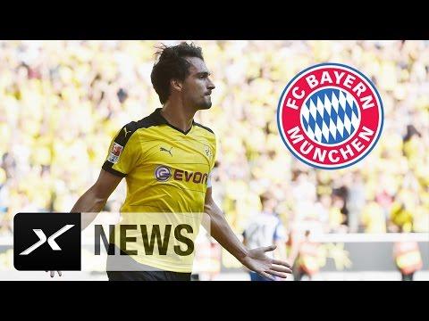 Mats Hummels: FCB wegen Familie und Titelchance? | Borussia Dortmund