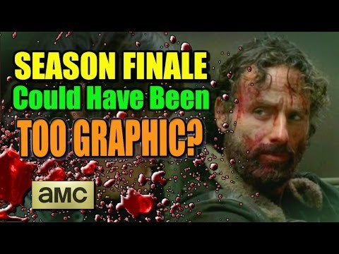 The Walking Dead: Season 4 - Carl's Rape Scene COULD Have Been MORE GRAPHIC?