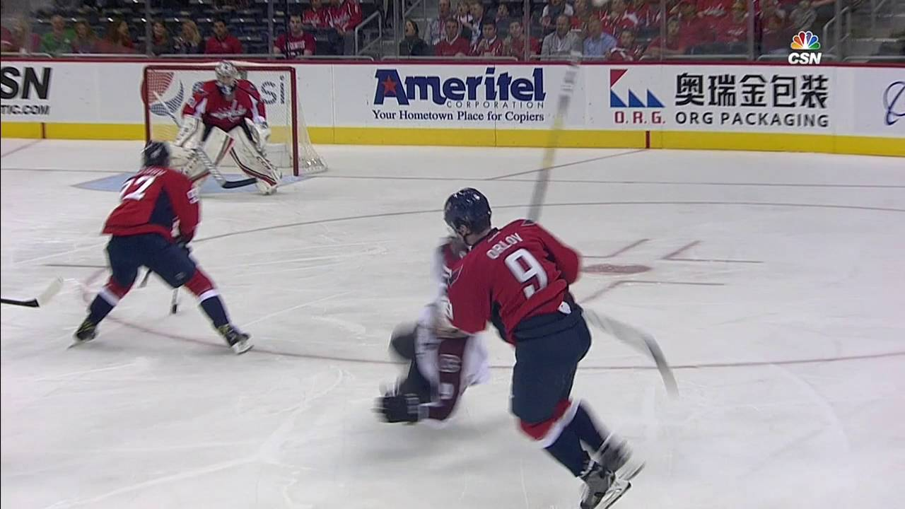 Hip Check Of The Year Sends Matt Duchene Flying