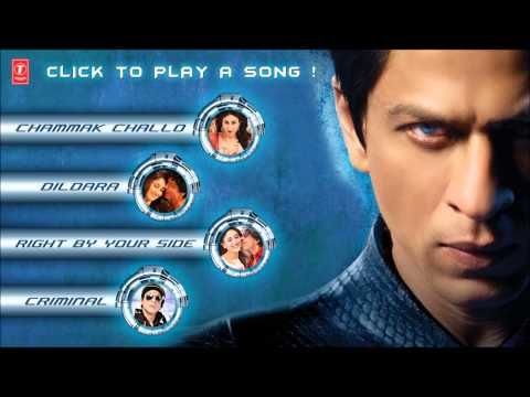 ra.one Jukebox (full Songs) shahrukh Khan Kareena Kapoor video