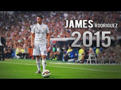 James Rodriguez - Goals & Assists 2014/15 HD