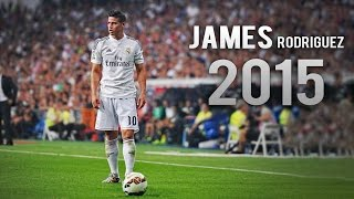 James Rodriguez - Goals & Assists 2014/2015 HD