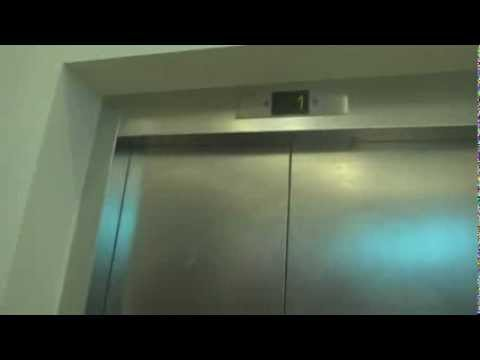 NOT IN SERVICE Schindler elevator at Forever 21 at Azrieli Mall in Tel ...