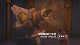 Shrek Le Troisième - TF1