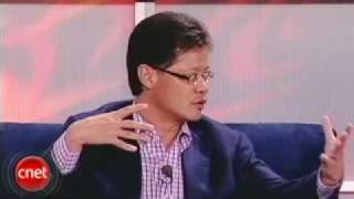 Jerry Yang CEO ROLE at Yahoo