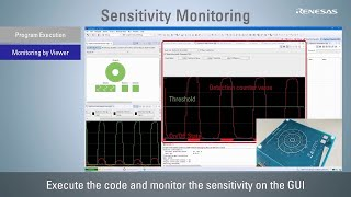 QE for Capacitive Touch [Tutorial -Monitoring-]