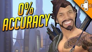 0% ACCURACY? - Overwatch Funny & Epic Moments 332