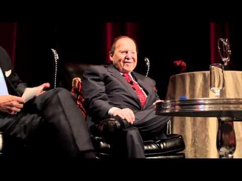 VALLEN DINNER 2012 Honoring Sheldon Adelson & Paula Eylar