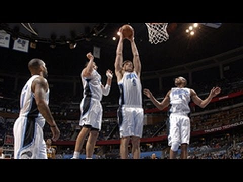 Vucevic's 29 rebounds a Magic record!