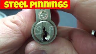 (1271) Challenge: Steel Pinning's Securit Baby