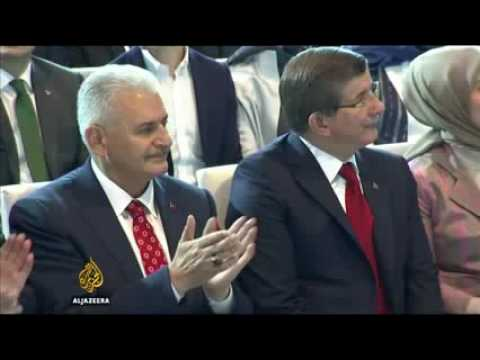 Binali Yildirim to lead Turkey's ruling AK Party