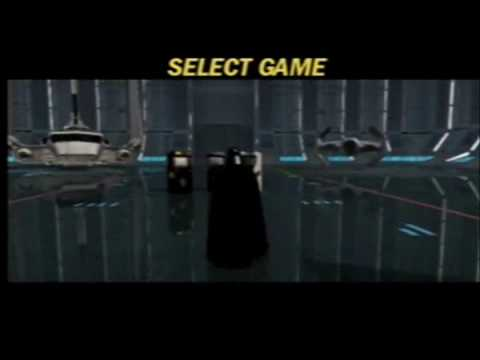 Star Wars: Rebel Strike Unlockable Arcade Games