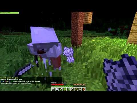 Урок гриферства на сервере Minecraft 1.3.2 сервера майнкрафт 1.