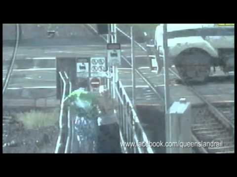 Caught in CCTV: Shocking footage of dangerous behaviour on rail lines