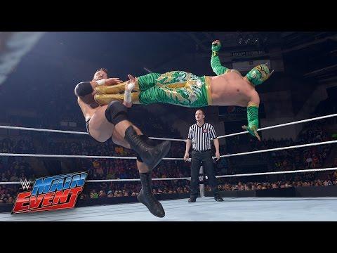 Sin Cara Vs. Bad News Barrett: Wwe Main Event, February 7, 2015 video