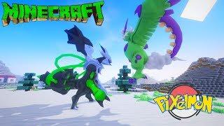 Minecraft Pixelmon+ Tập 48: Shiny Kết Hợp Chuyển hoá Tornadus