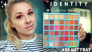 Beauty Bay Identity Palette - FULL Swatches & Tutorial