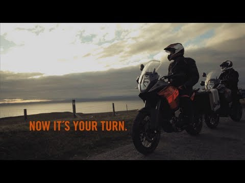 2013 KTM 1190 Adventure official video