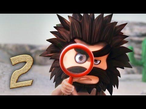 ОкоЛеле - Серия 2 - Любопытство - от KEDOO мультфильмы для детей