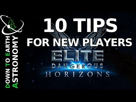 10 TIPS FOR NEW PLAYERS IN ELITE DANGEROUS