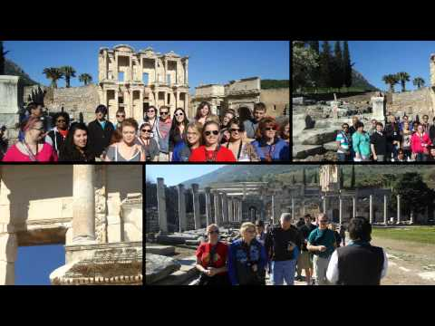 Art and Culture of Greece, Spring 2014, University of Dubuque