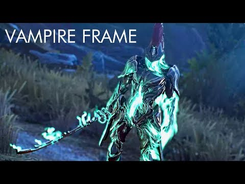 Vlad, The Vampire Warframe, FINAL Sacrifice Update - Devstream Abridged 112
