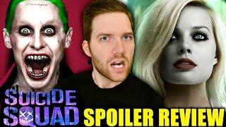 Suicide Squad - Spoiler Review