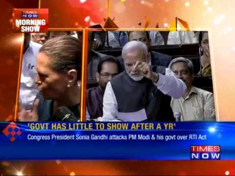 Congress escalates attack on Narendra Modi