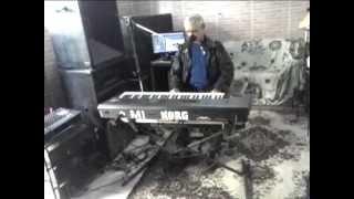 Video cezinha dos teclados