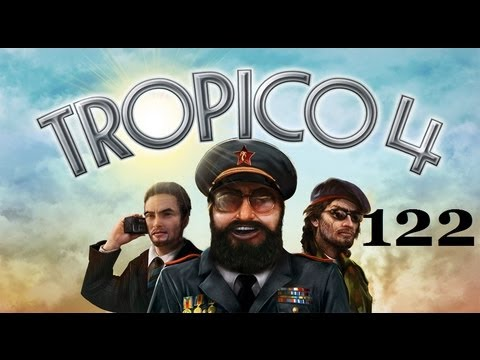 Let's Play Tropico 4 Part 122: Ahmadinejad Quotes