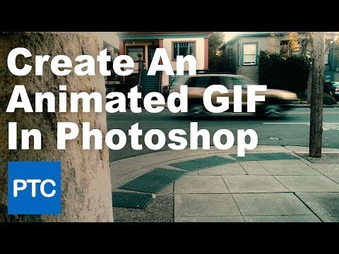 Make An Animated Gif In Photoshop Using Cell Phone Videos