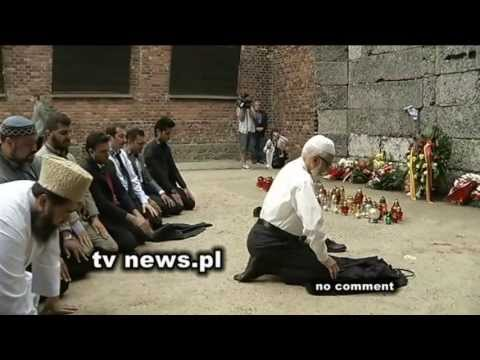 Muslim Scholars Visit Auschwitz Concentration Camp In Poland